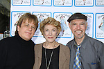"Young & Restless Jack Alloco, Jeanne Cooper, Warden Neil at The Premiere Book Signing of ""It's All About Dorothy"" - a wonderful new children's book and song which includes a cd telling the story of ""The Wizard of Oz"" on April 10, 2011 at Chevalier's Books, Los Angeles, California. (Photos by Sue Coflin/Max Photos)"