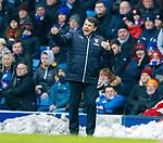 4.3.2018: Rangers v Falkirk Scottish Cup QF<br /> Graeme Murty