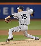 Masahiro Tanaka (Yankees),<br /> MAY 14, 2014 - MLB :<br /> Masahiro Tanaka of the New York Yankees pitches during the Major League Baseball game against the New York Mets at Citi Field in Flushing, New York, United States. (Photo by AFLO)