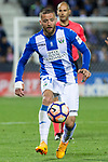 David Timor of Club Deportivo Leganes during the match of  La Liga between Club Deportivo Leganes and Real Madrid at Butarque Stadium  in Leganes, Spain. April 05, 2017. (ALTERPHOTOS / Rodrigo Jimenez)