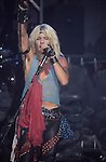 Vince Neil of Motley Crue at the Beacon Theater in New York May 1984.
