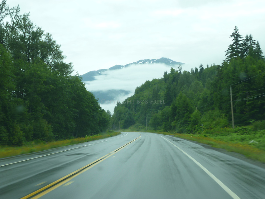 Scenes along Canada's Highway 16, the Highway of Tears
