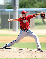Miles Reagan - Arizona Diamondbacks - 2010 Instructional League.Photo by:  Bill Mitchell/Four Seam Images..