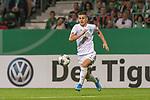 10.08.2019, wohninvest Weserstadion, Bremen, GER, DFB-Pokal, 1. Runde, SV Atlas Delmenhorst vs SV Werder Bremen<br /> <br /> DFB REGULATIONS PROHIBIT ANY USE OF PHOTOGRAPHS AS IMAGE SEQUENCES AND/OR QUASI-VIDEO.<br /> <br /> im Bild / picture shows<br /> Milot Rashica (Werder Bremen #07)<br /> Einzelaktion, Ganzkörper / Ganzkoerper<br /> <br /> Foto © nordphoto / Kokenge