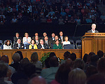 1608-44 046<br /> <br /> Education Week<br /> Elder Holland Devotional<br /> <br /> August 16, 2016<br /> <br /> Photography by: Mark A. Philbrick/BYU Photo<br /> <br /> Copyright BYU Photo 2016<br /> All Rights Reserved<br /> photo@byu.edu (801)422-7322<br /> <br /> 8779