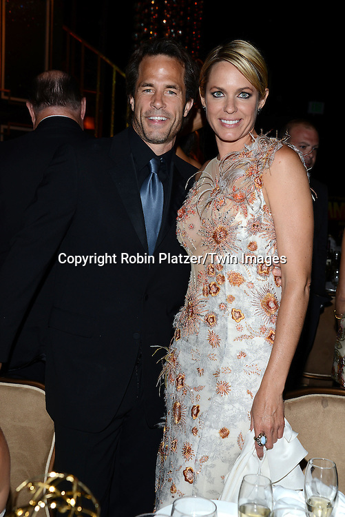 Shawn Christian and Arianne Zucker attends the 41st Annual Daytime Emmy Awards after party  on June 22, 2014 at the Beverly Hilton Hotel in Beverly Hills,California.<br /> <br /> photo by Robin Platzer/ Twin Images<br /> <br /> 212-935-0770