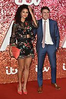 Vick Hope and Tom Rosenthal<br /> The ITV Gala at The London Palladium, in London, England on November 09, 2017<br /> CAP/PL<br /> &copy;Phil Loftus/Capital Pictures