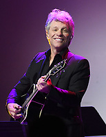 NEW YORK, NY - NOVEMBER 02: Jon Bon Jovi performs  onstage during the Samsung annual charity gala 2017 at Skylight Clarkson Square on November 2, 2017 in New York City.  Credit:  George Napolitano/MediaPunch /NortePhoto.com