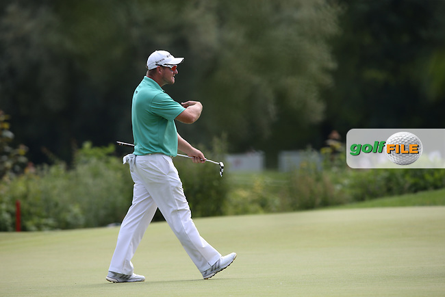 Merrick Bremner (RSA) holds par on the 13th during Round Two of the 2015 BMW International Open at Golfclub Munchen Eichenried, Eichenried, Munich, Germany. 26/06/2015. Picture David Lloyd | www.golffile.ie