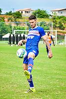 SALVADOR, BA, 22.07.2016 - FUTEBOL-BAHIA - Tiago Pagnussat, ex-Atlético Mineiro, já treina no Bahia, realizado no CT Fazendão em Salvador nesta sexta-feira, 22 (Foto: Jéssica Santana/Brazil Photo Press)