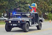 Gentry Homecoming Parade - 2016.10.07