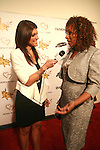 "Lauren Scala Interviews Actress Tamara Tunie at Hearts of Gold's 15th Annual Fall Fundraising Gala ""Arabian Nights!"" Held at the Metropolitan Pavilion, NY 11/3/11"