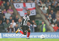 during Grimsby Town vs Coventry City, Sky Bet EFL League 2 Football at Blundell Park on 12th August 2017