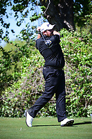 Shane Lowry (IRL) watches his tee shot on 10 during round 2 of the World Golf Championships, Dell Technologies Match Play, Austin Country Club, Austin, Texas, USA. 3/23/2017.<br /> Picture: Golffile | Ken Murray<br /> <br /> <br /> All photo usage must carry mandatory copyright credit (&copy; Golffile | Ken Murray)