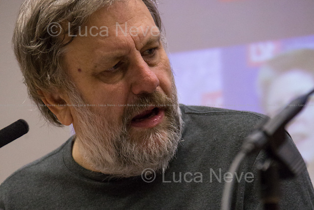 Professor Slavoj Zizek.<br />