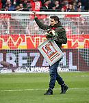 10.02.2018, Stadion an der Wuhlheide, Berlin, GER, 2.FBL, 1.FC UNION BERLIN  VS. Fortuna Duesseldorf, im Bild <br /> Damir Kreilach (1.FC Union Berlin #19)<br /> <br />      <br /> Foto &copy; nordphoto / Engler