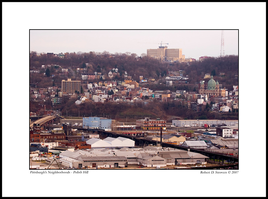 Pittsburgh's Neighborhoods - Polish Hill and Strip District