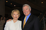 """One Life To Live's Erika Slezak poses with Jerry verDorn """"Clint Buchanan"""" New York Premiere Event for beloved series """"One Life To Live"""" on April 23, 2013 at NYU Skirball, New York City, New York - as The Online Network (TOLN) - OLTL - AMC begin airing on April 29, 2013 on Hulu and Hulu Plus.  (Photo by Sue Coflin/Max Photos)"""