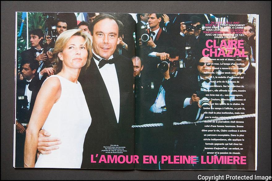 Presse<br /> Paris Match