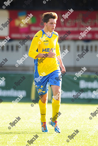 2014-06-30 / Voetbal / seizoen 2014-2015 / SC City Pirates Merksem Antwerpen / Renzo Flebus<br /><br />Foto: mpics.be