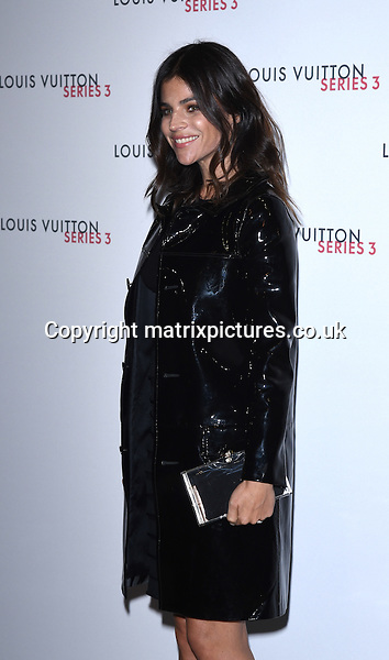 NON EXCLUSIVE PICTURE: MATRIXPICTURES.CO.UK<br /> PLEASE CREDIT ALL USES<br /> <br /> WORLD RIGHTS<br /> <br /> Quentin Jones attending the Louis Vuitton Series 3 Exhibition launch party, in London. <br /> <br /> SEPTEMBER 20th 2015<br /> <br /> REF: SLI 152927