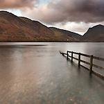 Lake at Buttermere, Lake District, UK