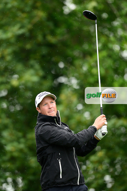Bjorn Akesson of Sweden during Round 4 of the Lyoness Open, Diamond Country Club, Atzenbrugg, Austria. 12/06/2016<br /> Picture: Richard Martin-Roberts / Golffile<br /> <br /> All photos usage must carry mandatory copyright credit (&copy; Golffile | Richard Martin- Roberts)