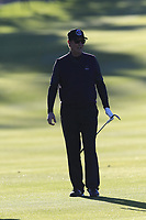 Wayne Gretzky on the 1st hole during Thursday's Round 1 of the 2018 AT&amp;T Pebble Beach Pro-Am, held over 3 courses Pebble Beach, Spyglass Hill and Monterey, California, USA. 8th February 2018.<br /> Picture: Eoin Clarke | Golffile<br /> <br /> <br /> All photos usage must carry mandatory copyright credit (&copy; Golffile | Eoin Clarke)