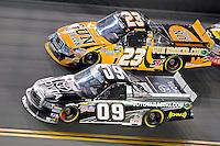 Travis Kvapil (#09) and Jason White (#23)