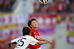 Michi Goto (Reds Ladies),<br /> AUGUST 17,2014 - Football / Soccer : 2014 Nadeshiko League, between Urawa Reds Ladies 0-1 INAC KOBE LEONESSA at Urawakomaba Stadium, Saitama, Japan. (Photo by Jun Tsukida/AFLO SPORT)