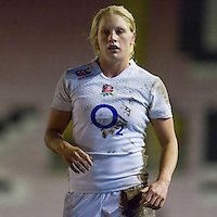 Alex Matthews, England Women v Scotland Women in the 6 Nations at Northern Echo Arena, Darlington, England, on 13th March 2015