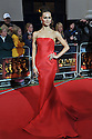 © Under licence to London News Pictures. 13/03/2011.Kara Tointon arrives on the red carpet at Theatre Royal, Drury Lane, for the Olivier Awards. Picture credit should read: Jane Hobson/London News Pictures