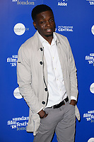"Riaze Foster<br /> at the ""Yardie"" premiere as part of the Sundance London Festival 2018, Picturehouse Central, London<br /> <br /> ©Ash Knotek  D3404  01/06/2018"