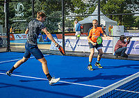 Rosmalen, Netherlands, 15 June, 2019, Tennis, Libema Open, NK Padel, <br /> Photo: Henk Koster/tennisimages.com