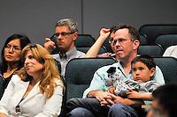 The Harker School.SW - Harker Speaker Series Presents: .Dr. Jill Tarter, SETI.2011-10-14..Photo by Kyle Cavallaro