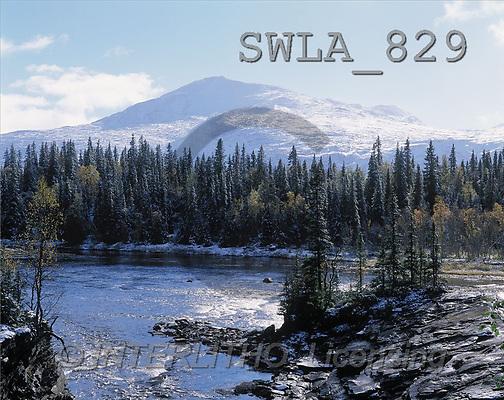 Carl, CHRISTMAS LANDSCAPE, photos(SWLA829,#XL#) Landschaften, Weihnachten, paisajes, Navidad