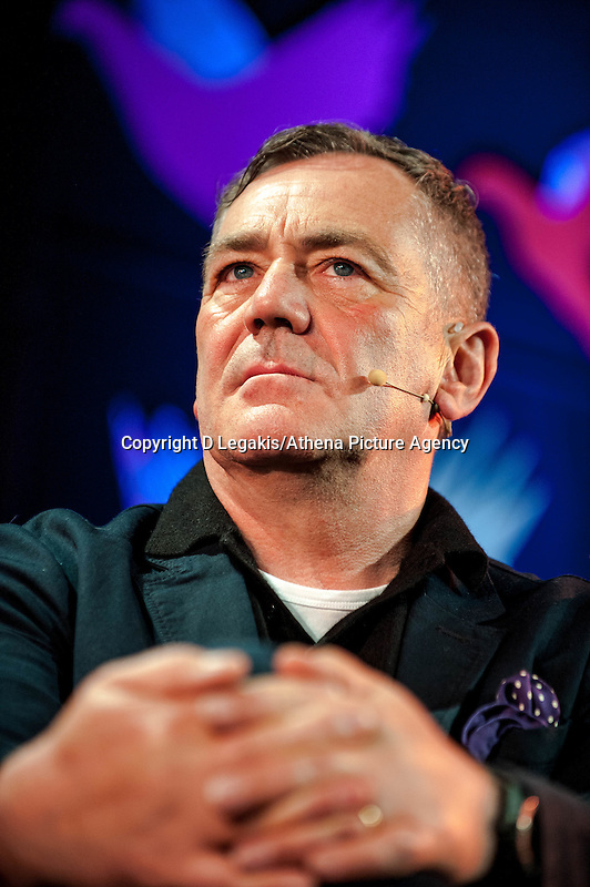 Thursday  29 May 2014, Hay on Wye, UK<br /> Pictured: David Wilson <br /> Re: The Hay Festival, Hay on Wye, Powys, Wales UK.