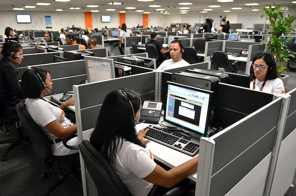 Inaguración del nuevo edificio de operaciones de la empresa de telecomunicaciones Orange, en el sector de Herrera..Foto: Ariel Díaz-Alejo/acento.com.do.Fecha: 18/02/2012.