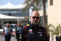 30th November 2019; Yas Marina Circuit, Abu Dhabi, United Arab Emirates; Formula 1 Abu Dhabi Grand Prix, qualifying day; Adrian Newey, Chief Technical Officer of Red Bull Racing - Editorial Use