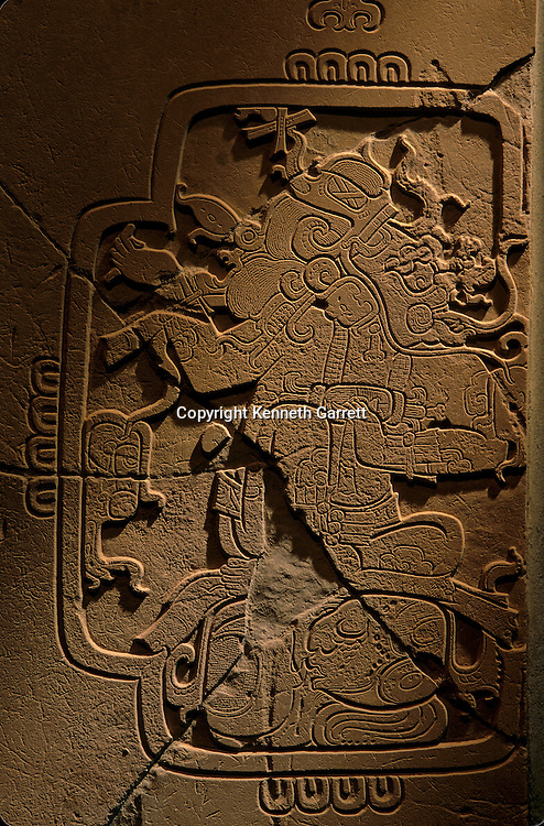 Ancient Cultures; Americas; Maya; Palenque; Mexico; Chiapas; Archaeology; Ruler