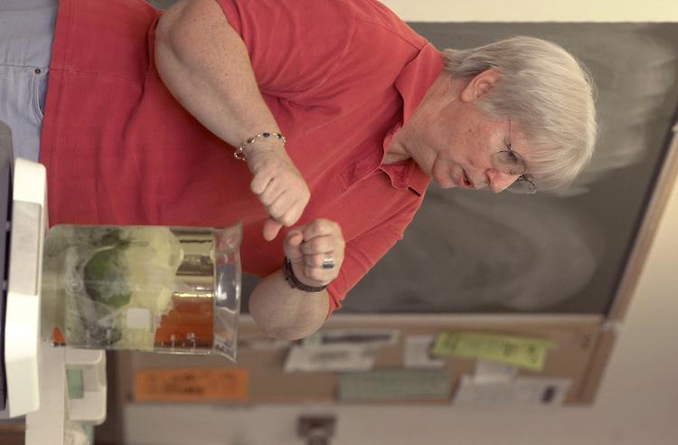 15563  Dr. Morgan Vis-Chiasson Class Demonstration medicinal plant mixture