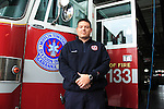 Mifflin Township Fire Department portraits, 11 15 2007