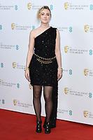 Saoirse Ronan<br /> BAFTA Film Awards 2020 nominees party, Kensington Palace, London.<br /> <br /> ©Ash Knotek  D3553 01/02/2020