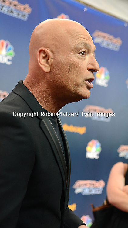 "Howie Mandel attends the kick off  of Season 9's live voting rounds of ""America's Got Talent""  at Radio City Music Hall on July 29, 2014 in New York City."