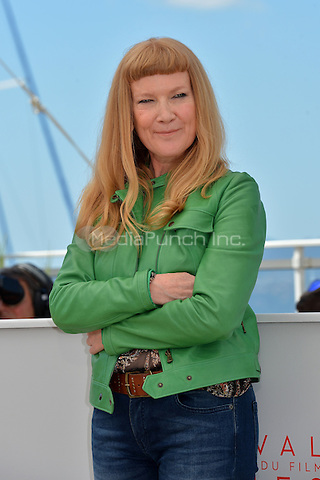 Andrea Arnold at the Photocall &acute;American Honey` - 69th Cannes Film Festival on May 15, 2016 in Cannes, France.<br /> CAP/LAF<br /> &copy;Lafitte/Capital Pictures /MediaPunch ***NORTH AND SOUTH AMERICA ONLY***