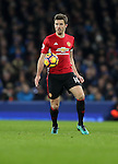 Michael Carrick of Manchester United during the Premier League match at Goodison Park, Liverpool. Picture date: December 4th, 2016.Photo credit should read: Lynne Cameron/Sportimage