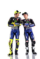 Valentino Rossi, Maverick Vinales <br /> 05/02/2020 Moto Gp 2020 <br /> Presentazione Yamaha Monster Energy 2020 YZR-M1 <br /> Photo Yamaha Motor Racing Srl / Insidefoto <br /> EDITORIAL USE ONLY