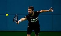 STAN WAWRINKA (SUI)<br /> <br /> TENNIS - ROLEX SHANGHAI MASTERS - QI ZHONG TENNIS CENTER - MINHANG DISTRICT - SHANGHAI - CHINA - ATP 1000 - 2018 <br /> <br /> <br /> <br /> &copy; TENNIS PHOTO NETWORK
