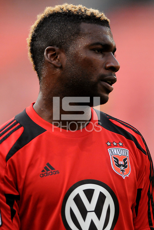 D.C. United defender Brandon McDonald (4)D.C. United defeated the Colorado Rapids 2-0 at RFK Stadium, Wednesday May 16, 2012.
