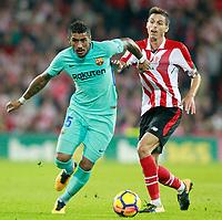 ATHLETIC DE BILBAO v FC BARCELONA. LA LIGA 2017/2018. ROUND 10.